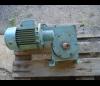 Elektromotor s převodovkou 1,1kw/1410ot i20