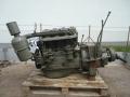 Dieselový vzduchem chlazený 4-válcový motor D-144