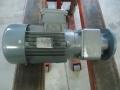 Motor s převodovkou 1,5kw/1385ot/124ot