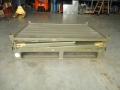 Paleta kovová skládací U6170