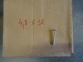 Šroub samovrtný F 4,8x38 ČSN 02 12 36