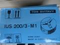 Univerzála TOS 3-čelist. pr.200mm